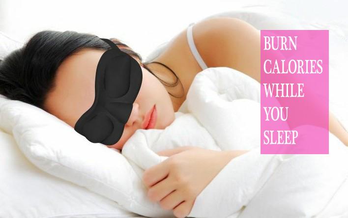 5 Top Methods Of Burning More Calories While Sleeping.